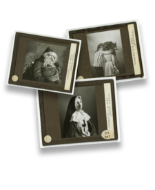 Emilie Clarkson Moore Lantern Slide Collection