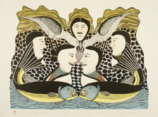 North of Sixty: Canadian Inuit Prints and Drawings