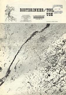 Rootdrinker:  Tool Use; Volume 1, Number 2, October 1975