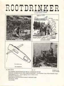 Rootdrinker; Volume 3, Number 11, Winter 1978-79