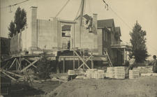 Beta Temple construction