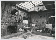 Recreation of Remington's Studio