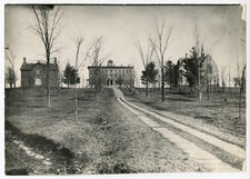 Early Campus from Park Street
