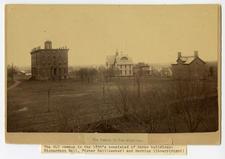 1890s Campus looking toward Park Street
