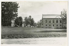 Campus from University Ave. ca. 1910