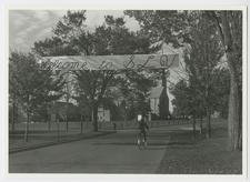 Romoda Drive entrance at the Quad