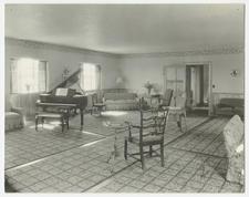 Common Room in Dean Eaton