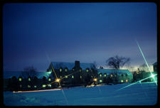 Dean Eaton on a Winter's Night