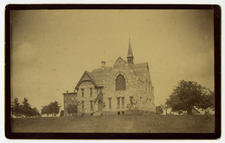 Fisher Hall--1880s