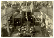 Cole Reading Room, 1920s