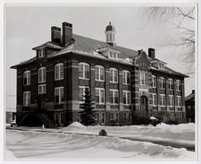 Cook Hall--Home of the State Ag School