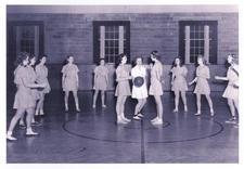 Madill Hall Gymnasium