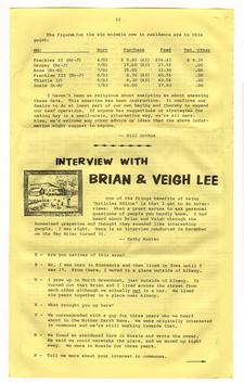 Interview With Brian & Veigh Lee