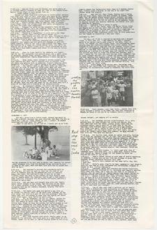 Alice Norman's Journal:  Walking the Line