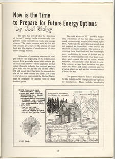 Now is the Time to Prepare for Future Energy Options